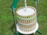 Hydraulický moštovač 30 litrů