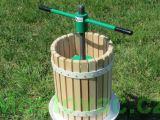 Šroubový moštovač 20 litrů