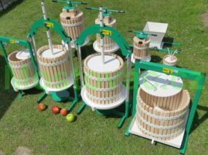 Moštovač výroba ovocné štávy